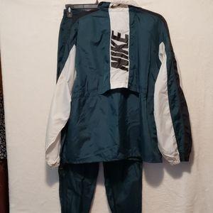 Vintage Nike track suit size L